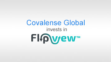 Covalense Global invests flipview