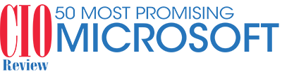 Covalense Global - CIO 50 Most Promising Microsoft Solution Provider