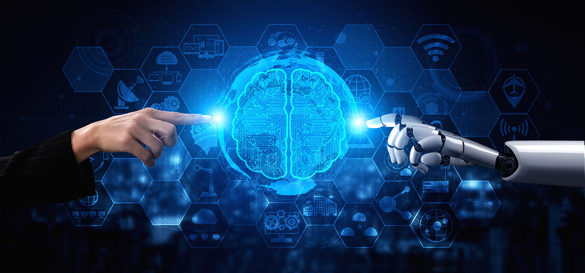 Leveraging deep learning advancements for augmenting human intelligence, broadening capabilities and enriching Customer Experiences