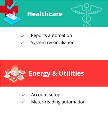 covalense global Intelligent Automation Use cases