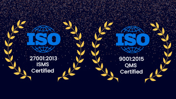 Covalense Global completed its ISO Annual Audit for ISMS 27001:2013 & QMS 9001:2015 successfully!
